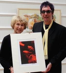 Liz Davies & Nick