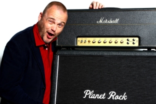Al Murray at Planet Rock