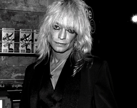 Micahel Monroe at the Classic Rock Awards 2011 (Roundhouse)