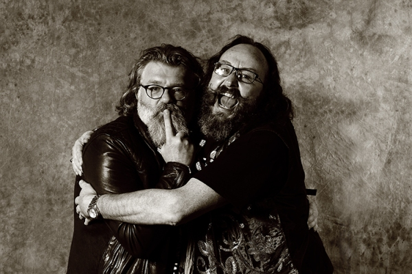 The Hairy Bikers 2015