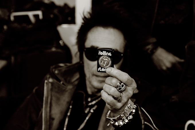 Earl Slick in Norwich on his Slick Station To Station tour